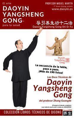 Daoyin Yangsheng Gong Shi Er Fa Secuencia de fotos de 29 páginas en PDF: uno de los muchos regalos que te haré en mis clases!