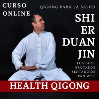 Nuevo lanzamiento en agosto!  Shi Er Duan Jin | Los Doce Brocados Sentado