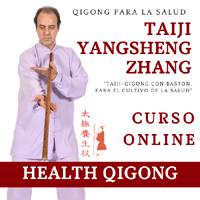 Taiji Yangsheng Zhang | Ejercicios Qigong con Bastón para el Cultivo de la Salud