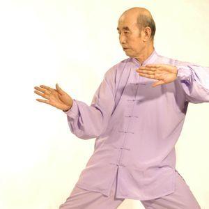 Daoyin Baojian Gong Di Er Tao   «Movimiento Fuego-Triple Recalentador»